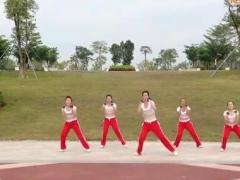 Li.Li健身操(原创)  09 搏击操(含背面演示)