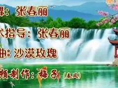 丽人广州小集舞蹈队下个冬天谁来陪我看雪