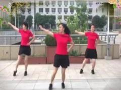 山大好姐妹健身队《大阪城的姑娘》