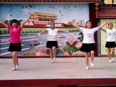 爱舞佳丽秒速七星彩《中国牛》红歌跳起来