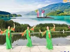 大庆炫舞小分队《摇一条小船游湖州》  编舞:香樟树