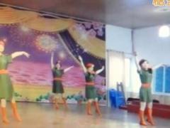 成都红宇舞蹈队《我用抚琴和你说话》
