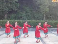 九江文清舞蹈队原创《多情的山丹》热舞发布会(集体版)
