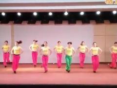 如云活力四射健身操原创第二套单人水兵舞《红红线》展示及教学