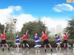 茉莉广场舞《你不来我不老》原创双人舞 情人节特辑 第26辑