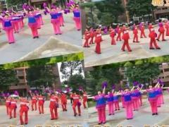 龙川兴泰舞蹈队《雪寻梅》集体版  编舞:春英  制作:红红