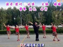 灌南玲儿响叮当博彩官网《醉在花海》 编舞:刘荣