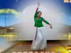 山东紫怡然博彩官网《多情的月光》编舞:王梅
