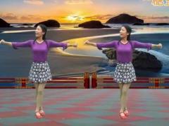 大崖头宝贝爱笑秒速七星彩 歌在飞32步 含背面分解教学
