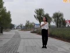 快乐丽影广场舞《中国姑娘》编舞:饶子龙