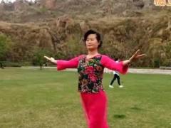杭州依依广场舞真的好想你。学习:依依