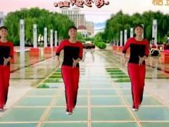 广晋广场舞《燃烧爱》动感健身  编舞:杨丽萍