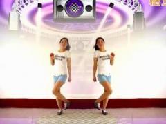 焦佐白雪广场舞,12步鬼步舞【歌在飞】编舞海燕