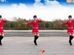 麒麟原创广场舞《老妹你真美》含背面演示