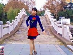 淮安瑶瑶广场舞《小花》水兵舞.mp4