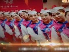甘肃龙泉开心博彩官网获奖 欢乐鼓声 现场比赛队形版