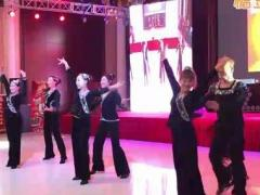 北京冬冬水兵舞三周年颁奖盛典节目:小军新潮吉特巴