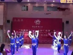 甘肃龙泉开心博彩官网 微笑 队形版 比赛获奖视频