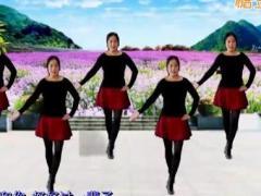 山上之光广场舞(真的不是闹着玩的)原创附口令教学