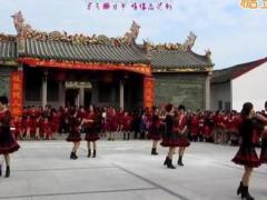 5乐博彩官网《你不来我不老》 凤塘浮岗代表队表演