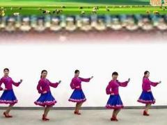 上海応粉徐汇滨江舞蹈队《岩缝里盛开的花》