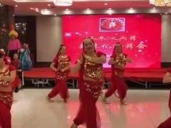 北京冬冬水兵舞《2017新春化妆舞会》下集
