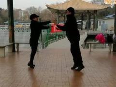《水兵舞完整教学版》陶然亭水兵舞第二套