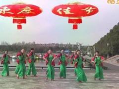 南京仙林动之韵博彩官网-好媳妇儿队形版(编舞午后骄阳)