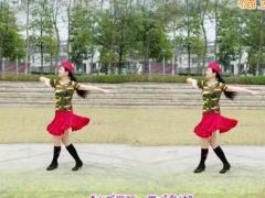 广州春风舞蹈队(梅子习舞)《雪山姑娘》编舞:劉春英