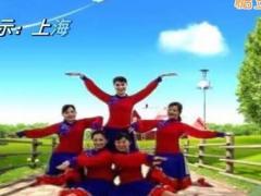上海応粉徐汇滨江舞蹈队《想去的地方是草原》