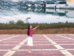汉中秋水伊人广场舞《中国姑娘》015,编舞:饶子龙