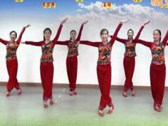 鲁大夏荷团队版《敖包相会》,编舞:饶子龙