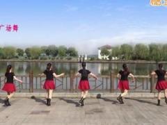 苏州雨夜广场舞 一朵云在蓝天飘过 水兵舞 含背面动作分解教学