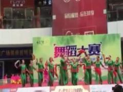 舞动人生广场舞《中国有个小地方》队形舞