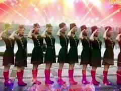 与応子老师共舞版《给青春理个短头发》浮韵舞蹈队
