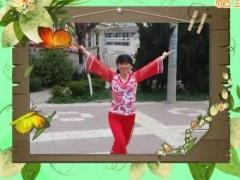 蝶舞翩翩广场舞《一起爱一起嗨》编舞:君君老师