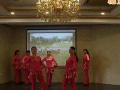 重庆芬芳舞蹈队《祝你生日快乐》