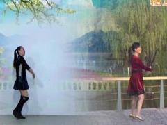 济南春玲广场舞《追梦人》