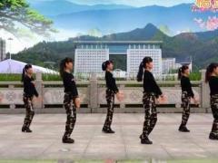 吉美广场舞原创《爱的翅膀》自由舞 附教学