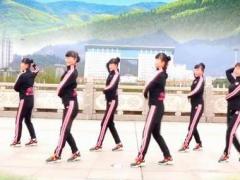 吉美广场舞《嘟蕾蕾》原创现代健身舞 附教学